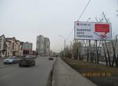 Алексеева, поворот с Шахтеров в сторону Планеты (Сторона А)