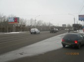 Коммунальный мост, ДС им. Ярыгина (на левый берег) (Сторона Б)