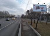 Коммунальный мост, ДС им. Ярыгина (на правый берег) (Сторона А)