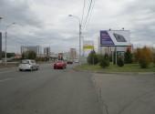 Мужества, 4, на противоположной стороне дороги (сторона А)