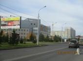 Мужества, 4, на противоположной стороне дороги (сторона Б)